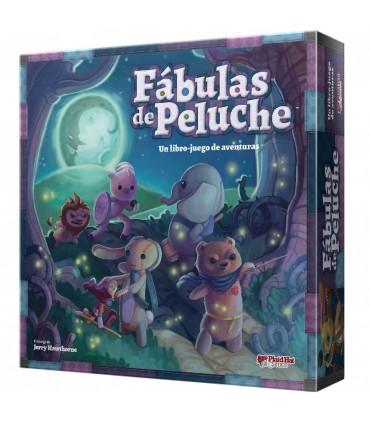 FÁBULAS DE PELUCHE